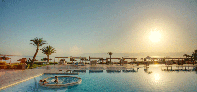 The Radisson Blu Tala Bay Resort in Aqaba