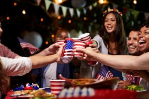4th of July - buy 1 get 1 free drinks on the the ENTERTAINER App in Hong Kong