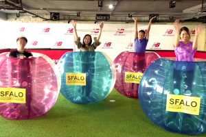 Sfalo - Bubble Football on the ENTERTAINER App