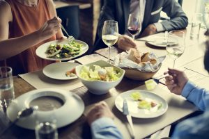 Top 5 Spots For Business Lunches