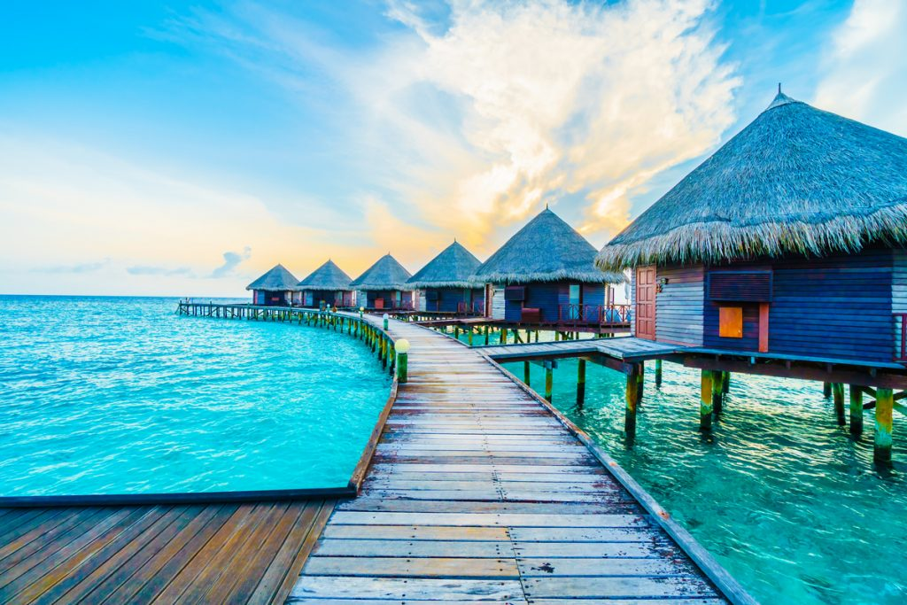 hotels in the maldives