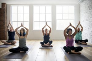 Take a Yoga Class at 50% Discount on the ENTERTAINER App | Hong Kong