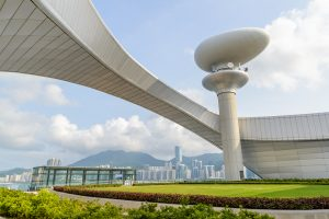 5 Buildings in Hong Kong by a Starchitect - the ENTERTAINER App