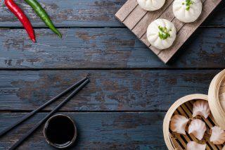 dumplings galore