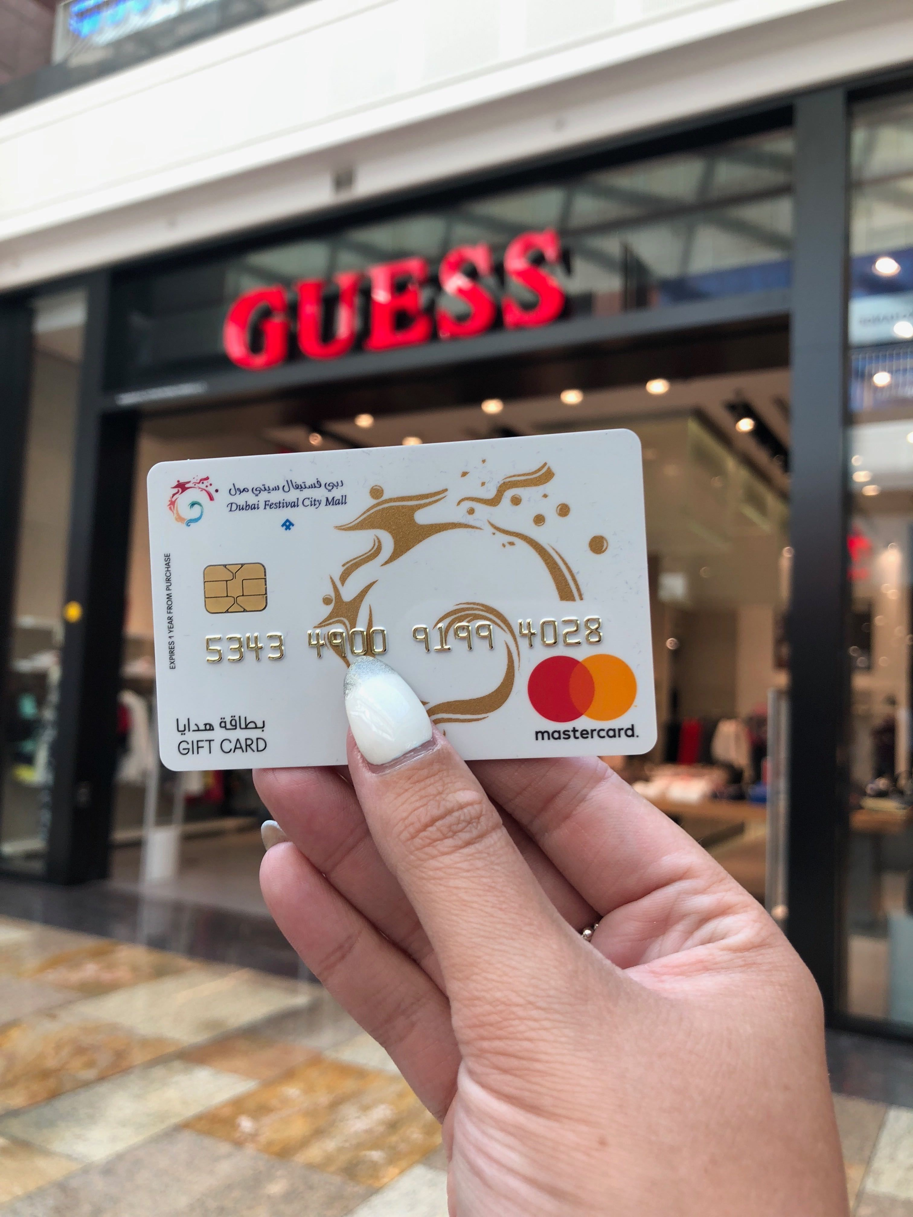 Want a free gift card for Dubai Festival City? Read on