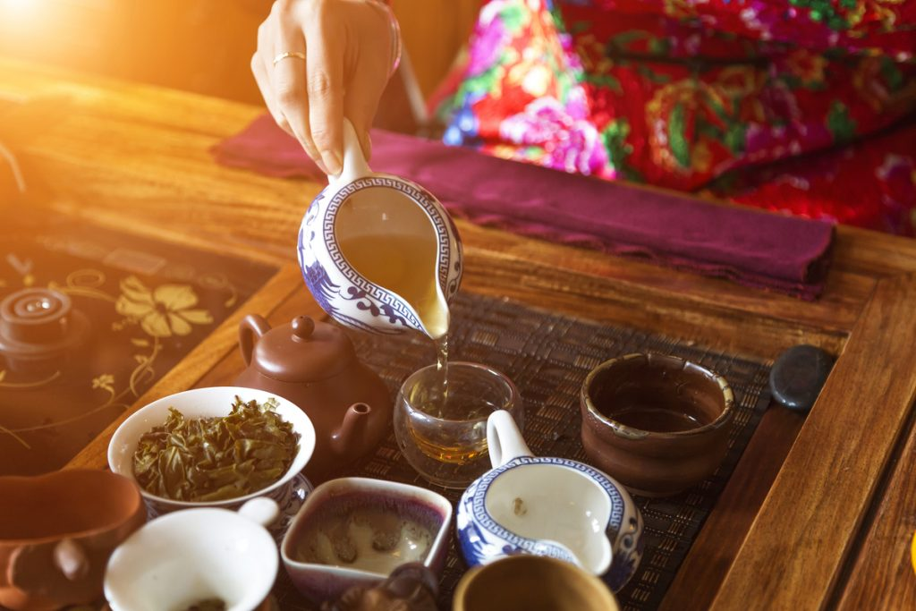 What's in a Cup of Chinese Tea? The Hub Malaysia