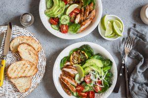 دليل عروض المطاعم الصحية في دبي وأبو ظبي من إنترتينر