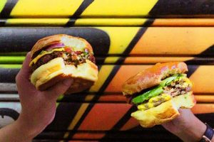 Double the fun with the ENTERTAINER Hong Kong at Burger Joys