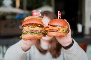 Legendary burgers at Hard Rock Cafe in Pretoria