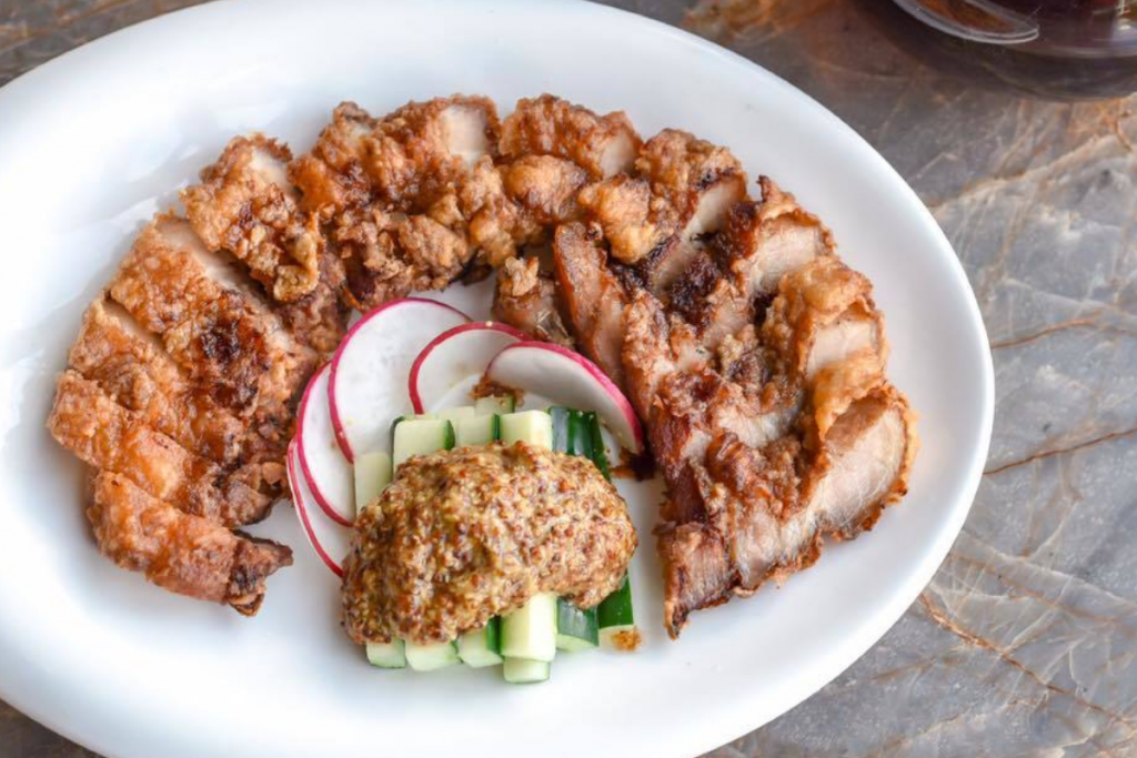 Top 5 Spots To Dine At This Weekend