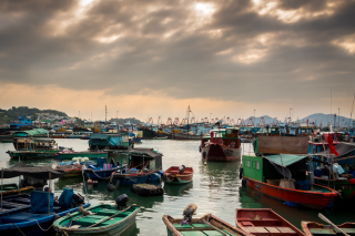 Cheung Chau Sunset - the ENTERTAINER App