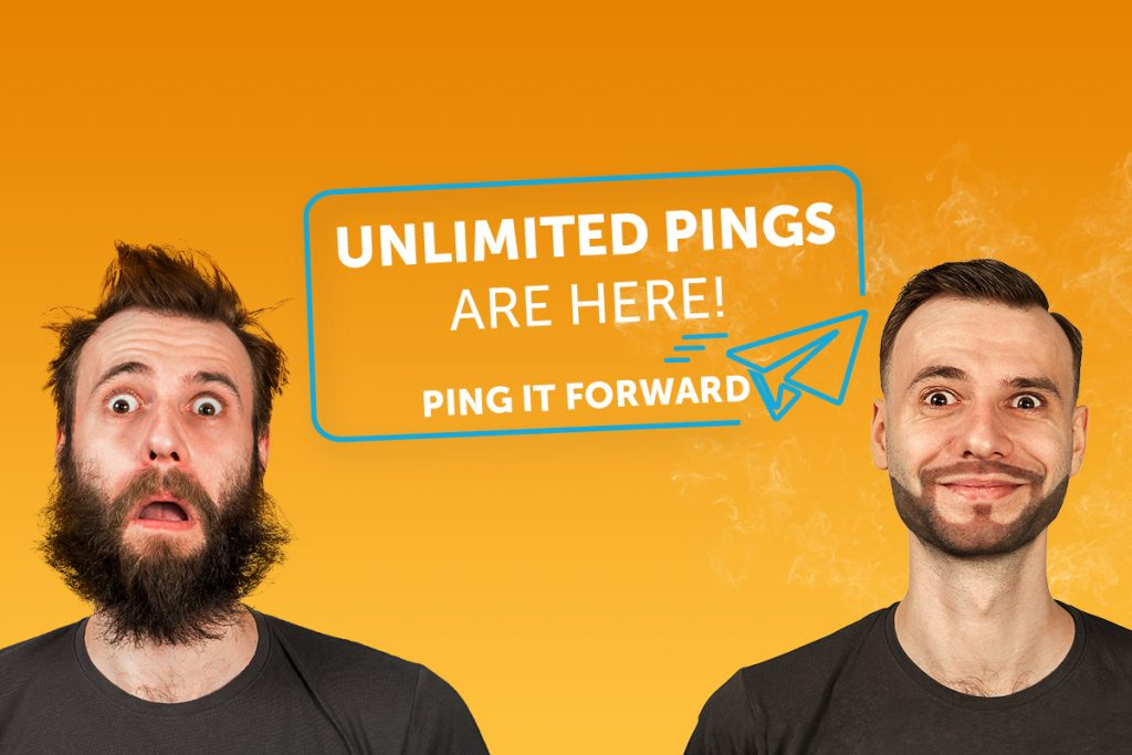 unlimited pings