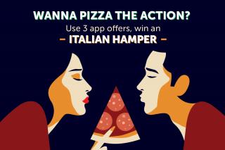 Italian Giveaway - the ENTERTAINER Hong Kong App