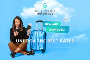 New getaways