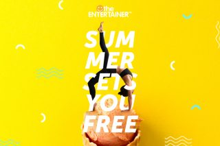 #FreeAllSummer - July Redemption Campaign | The ENTERTAINER Hong Kong
