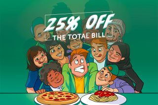 25% Off Total Bill Offers - the ENTERTAINER Hong Kong