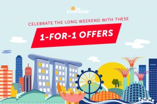 Where To Redeem Your Offers This Long Weekend