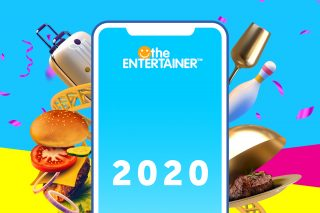 ENTERTAINER Singapore 2020 Promo