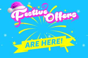 get festive