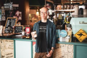 Nutsy Coffee Bar